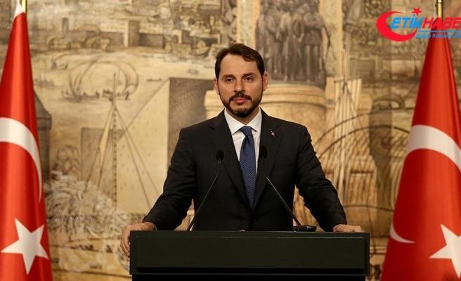 Hazine ve Maliye Bakanı Albayrak: Aksiyon planımızı uygulamaya başladık