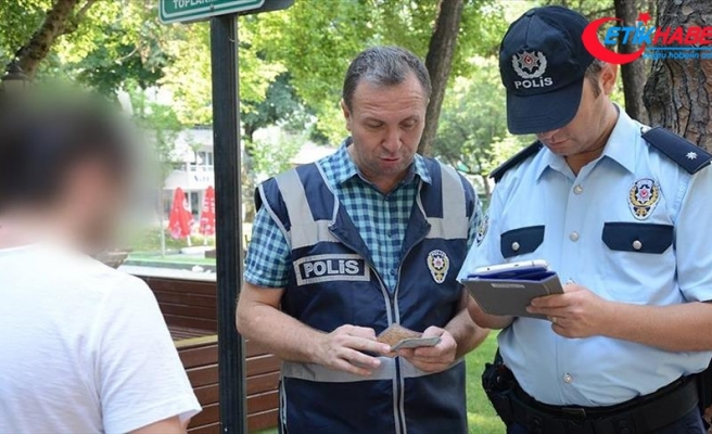 Başkentte aranan 2 bin 26 kişi yakalandı