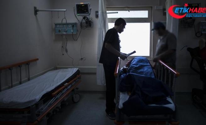 Başkentte sağlık personeline şiddet