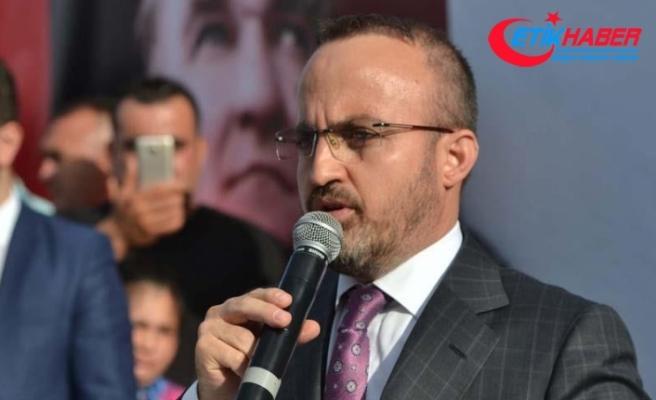 'Bazı ülkeler Türkiye'ye racon kesmeye çalışıyor'