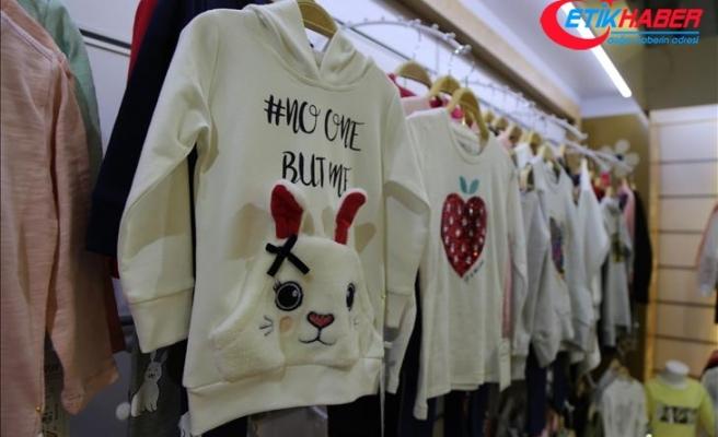 Bebe ve çocuk konfeksiyonu yeni pazarlara yelken açtı