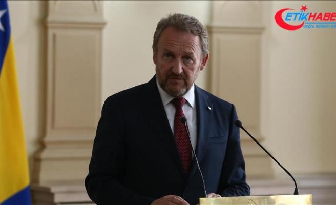 Boşnak lider İzzetbegovic'ten Yunanistan'a taziye mesajı