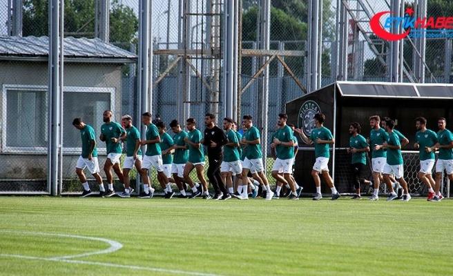 Bursaspor'da yeni sezon kadrosu şekilleniyor