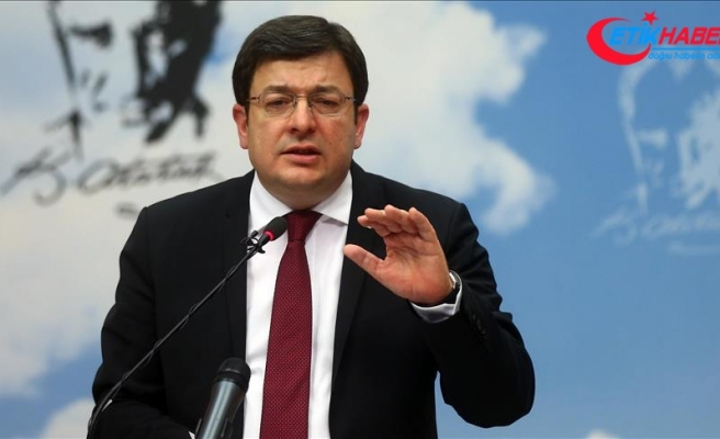 CHP Genel Başkan Yardımcısı Erkek: Maksimum toplanabilecek imza 450-470 civarında