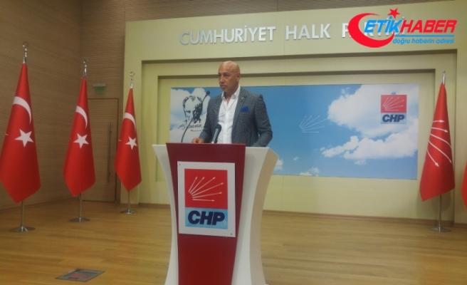 CHP'li Aksünger'den Kılıçdaroğlu'na kurultay çağrısı
