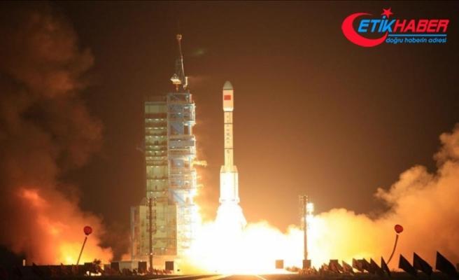 Çin yer gözlem uydusu fırlattı