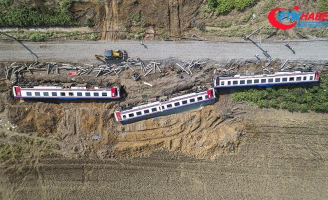 Çorlu Cumhuriyet Başsavcısı Yiğiter: Tekirdağ'daki tren kazası sahası kapsamlı şekilde incelendi