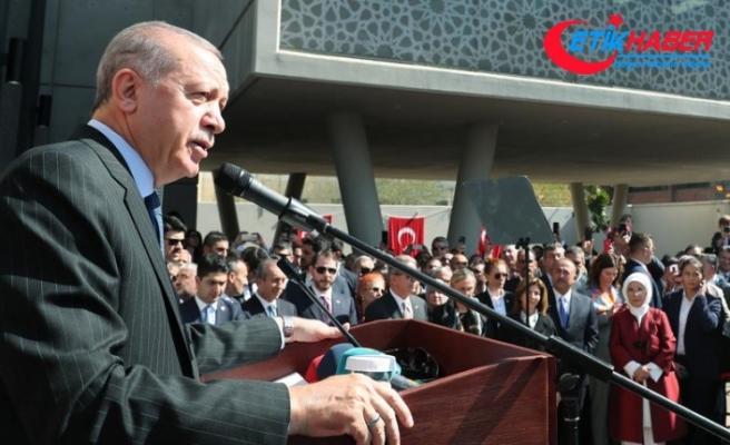 Cumhurbaşkanı Erdoğan: FETÖ'nün en faal olduğu ülkelerden biri Güney Afrika