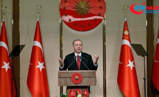 Cumhurbaşkanı Erdoğan: 15 Temmuz'u unutturmayacağız, unutmayacağız