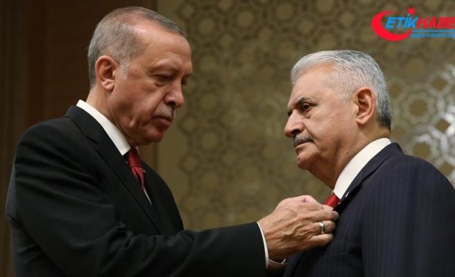Cumhurbaşkanı Erdoğan: Bizi yolda bırakmadı, yolunu da şaşırmadı