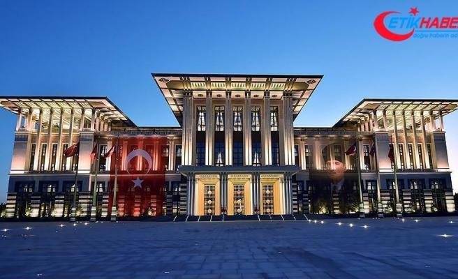 Cumhurbaşkanı Erdoğan, CHP Milletvekili Kesici'yi kabul etti