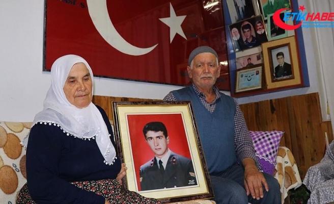 'Devlet terörün üstüne gitti, kanımızı yerde koymadı'