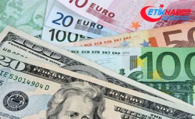 Dolar, euro ve sterlinde düşüş sürüyor
