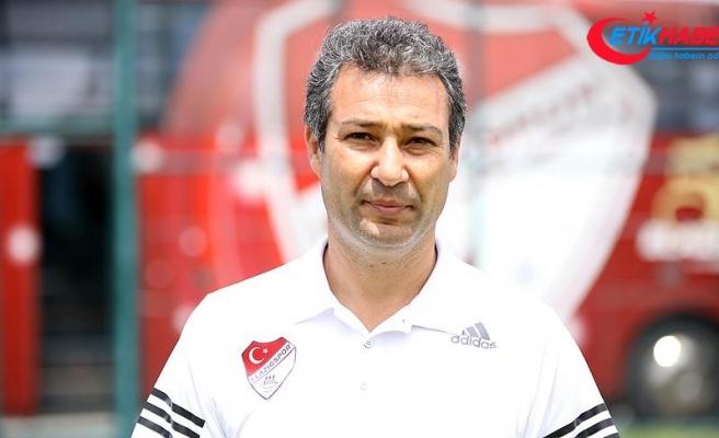 Elazığspor'un teknik direktör Kaynak: Elazığspor desteklenirse eski günlerinden daha iyi olacak