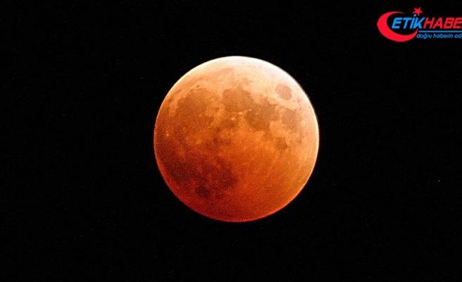 """""""Kanlı Ay tutulması diye bir şey yok"""""""
