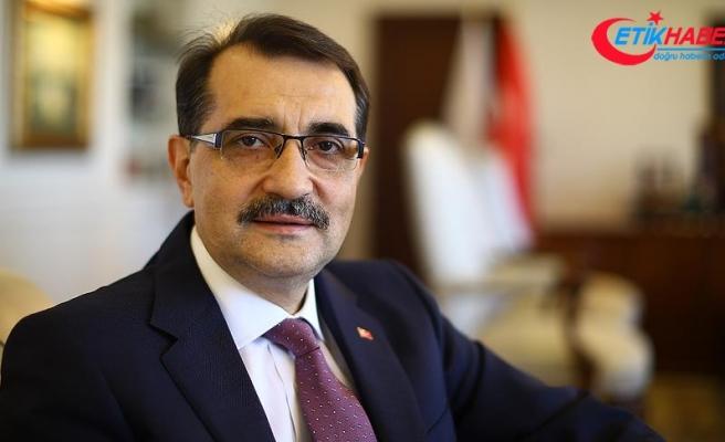 Enerji ve Tabii Kaynaklar Bakanı Fatih Dönmez: Enerjide yeni dönemde üç öncelik olacak