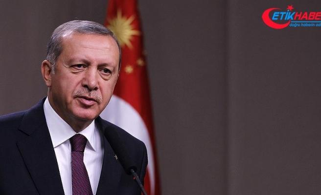 Erdoğan'dan Lozan Antlaşması'nın yıl dönümü mesajı
