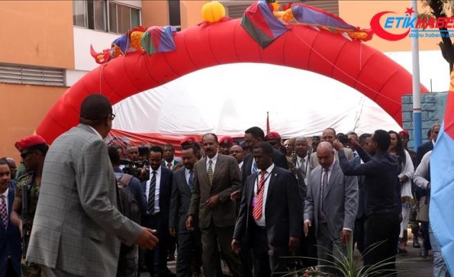Eritre 20 yıl sonra Etiyopya'daki büyükelçiliğini yeniden açtı