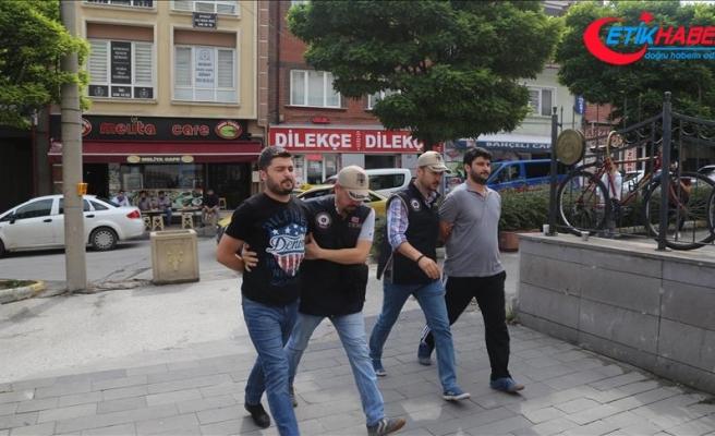 Eskişehir'de FETÖ/PDY operasyonu: 8 gözaltı