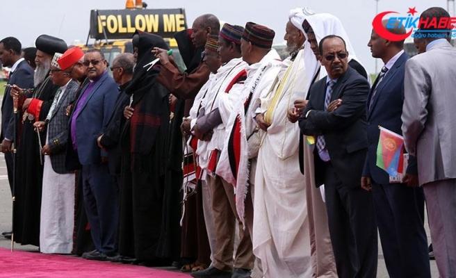 Etiyopya ve Eritre arasında dostluk ve barış deklarasyonu