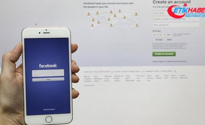Facebook veri paylaşımı endişesiyle bir analiz şirketini soruşturuyor