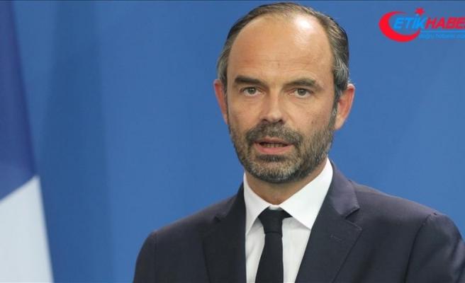 Fransa Başbakanı Philippe: Benalla'nın bir genci darbetmesi şok edici