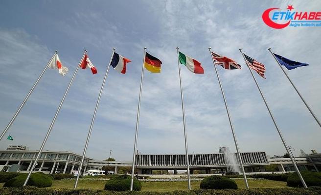 G7 üyesi 6 ülke ABD'ye karşı birleşti