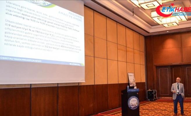 GÜBRETAŞ yeni Ar-Ge projesini tanıttı