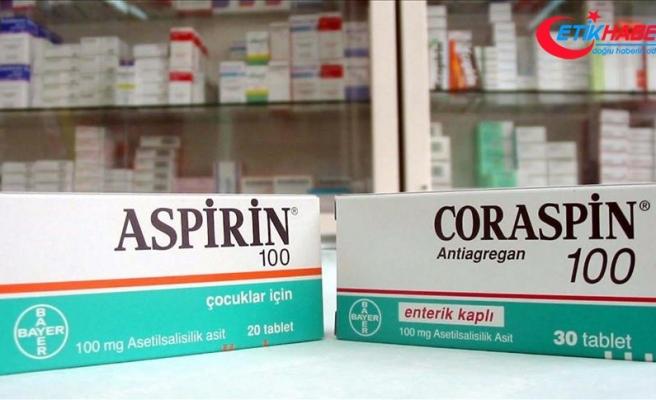 Günde bir aspirinin faydası kiloya bağlı