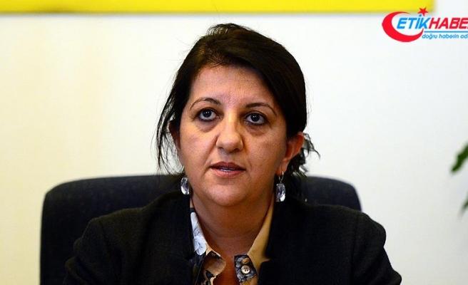 HDP'li Pervin Buldan'a soruşturma