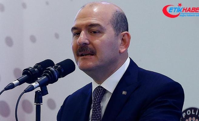 İçişleri Bakanı Süleyman Soylu: Emniyet teşkilatımıza 25 bin 500 kişilik daha alım planlıyoruz