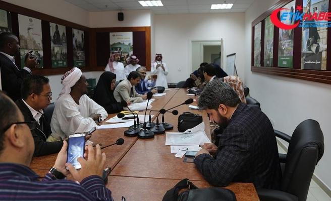 'İİT, Filistin'de iki devletli çözümden yana'