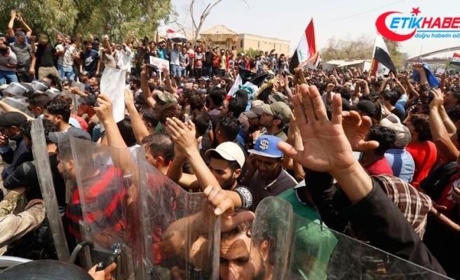 'Irak'taki gösterilerde bölgesel ve küresel dinamikler de rol oynuyor'