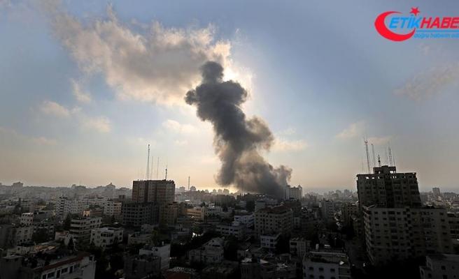 İsrail'den Gazze'ye tank atışı