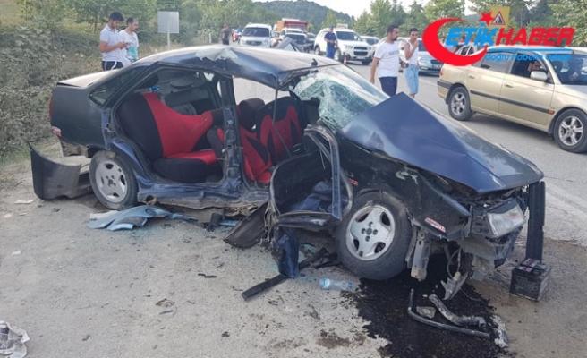 İzmit'teki kazada ölü sayısı 2'ye yükseldi