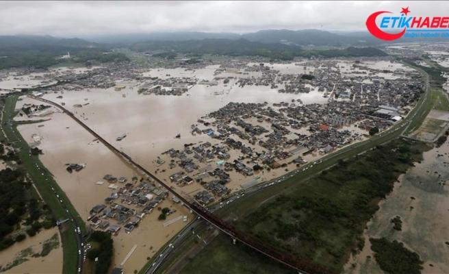 Japonya'daki sel felaketinde ölenlerin sayısı 222'ye yükseldi
