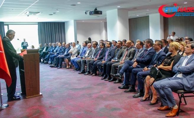 Karadağ'da '15 Temmuz' anma programı düzenlendi
