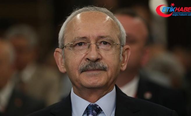 Kılıçdaroğlu'ndan kazanılan tazminat şehit ailelerine bağışlanacak