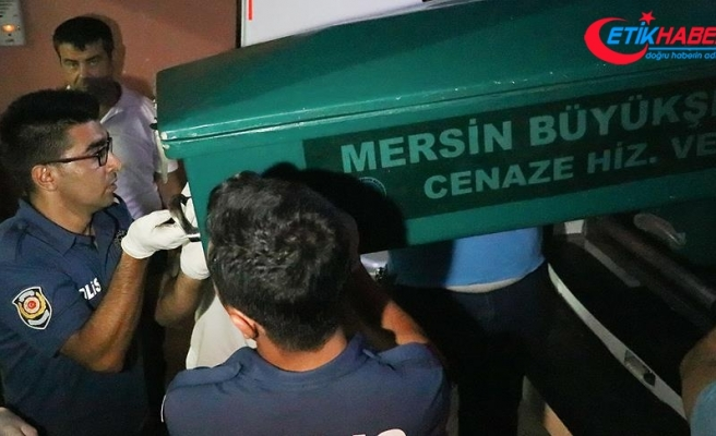 KKTC'deki tekne kazasında ölen 19 kişinin cesedi Adana'ya getirildi
