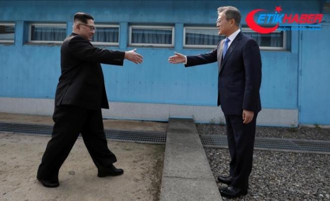 Kuzey Kore'den Kore Savaşının bittiğinin resmen ilan edilmesi talebi
