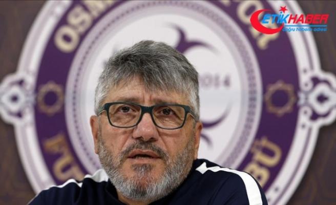 """""""Layık olduğumuz yer Süper Lig"""""""