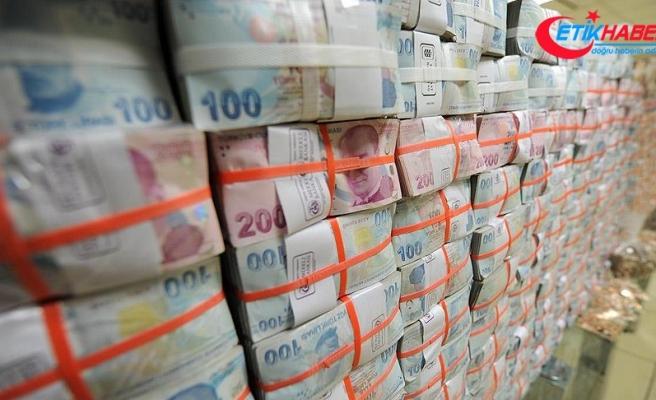 Merkezi yönetim bütçesi 46,1 milyar lira açık verdi