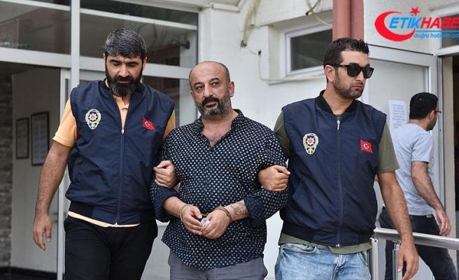 Mersin'de aranan hükümlü yazlıkta yakalandı