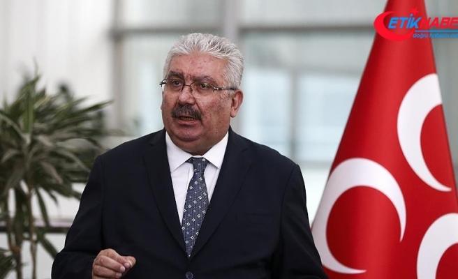 MHP'li Semih Yalçın'dan Kaftancıoğlu ve Nagihan Alçı'ya sert tepki