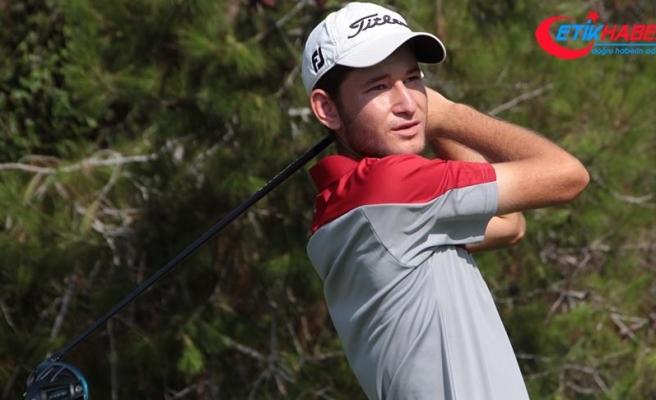 Milli golfçü Taner Yamaç'tan tarihi başarı