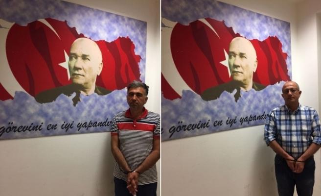 MİT FETÖ'cü 2 üst düzey teröristi Türkiye'ye getirdi