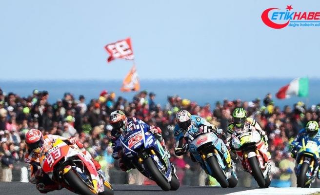 MotoGP heyecanı Almanya'da sürecek