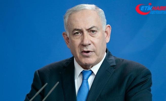 Netanyahu yolsuzluk soruşturmasında ifade verdi