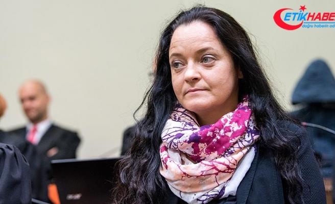 NSU davasında baş sanık Zschaepe'ye ömür boyu hapis