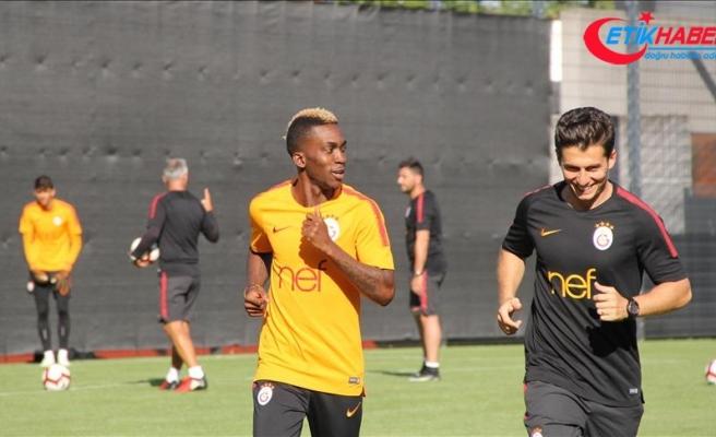 Onyekuru, Galatasaray'ın 2. Nijeryalı futbolcusu